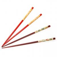 Набор для суши палочки красные и коричневые 2 пары 29