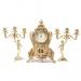 Каминные часы и 2 канделябра Bambino 02-80.326 Alberti Livio