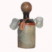 Подарочный набор штоф со стопками мини-бар Старая карта 658-MO