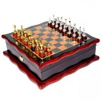 Шахматы подарочные ELIT CSB012-C Lucky Gamer