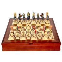Шахматы настольные Крестовый поход SN02