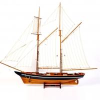 Модель старовинної парусної яхти La Bella Pole 100 см 45307-100B