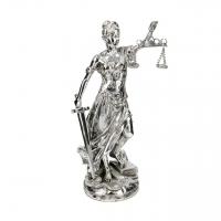 Символ правосудия статуя Фемида PL0149D-12.5