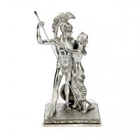 Статуетка античного воїна і дівчата PL0165E-8 Argenti Classic