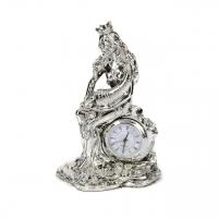 Оригінальні настільний годинник статуетка Фортуна PL0405K-5 Argenti Classic