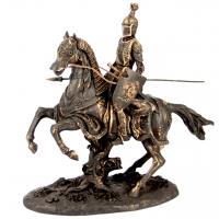 Статуэтка рыцаря на лошади