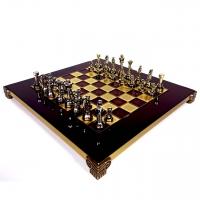 Шахматы элитные классические в эксклюзивном футляре S32RED Manopoulos