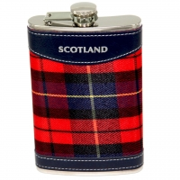 Фляга для виски и скотча Scotland 10 унций A144-10B