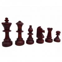 Фигуры шахматные из дерева Стаунтон №6