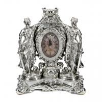 Каминные часы Фемида правосудия PL0412N-10