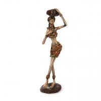 Статуэтка африканской женщины 6102 C