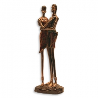 Статуэтка африканской пары 6712