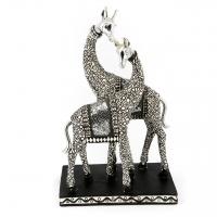 Статуэтка пара жирафов HY4030Q2