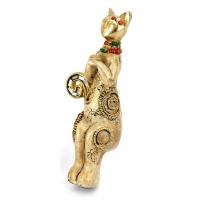 Статуэтка сидящей кошки ZH74315-A