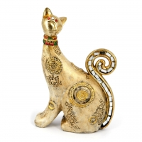Статуэтка кошка Миледи ZH74328-A