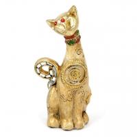 Статуетка кішка 14 см ZH74329-A Claude Brize