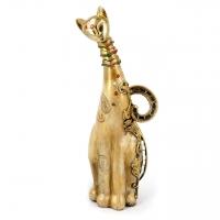 Статуэтка кошка полирезина ZH74331-A