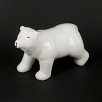 Статуетка білий ведмідь HY09A032-3
