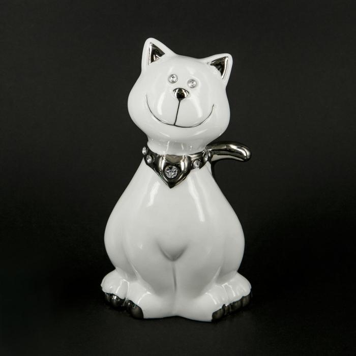 Статуэтка кот HY21083-1 Claude Brize