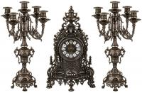 Каминные часы и 2 канделябра 82.103С ANT Alberti Livio