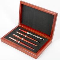 Набор с подарочными ручками и ножом для конвертов 21-14 FBKL