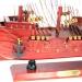 Модель парусного корабля деревянная 50см San Francisco 5001
