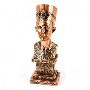 Статуэтка бюст Нефертити египетская фигурка T423-2