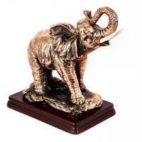 Статуетка слон на підставці E023