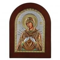 Икона Семистрельная Божьей матери MA/E1114-BX-C Prince Silvero