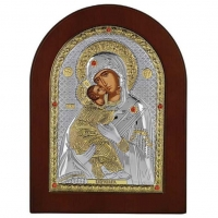 Икона Владимирская Божьей Матери MA/E1110-AX Prince Silvero