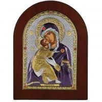 Ікона Божої Матері Володимирська MA/E1110-AX-C Prince Silvero