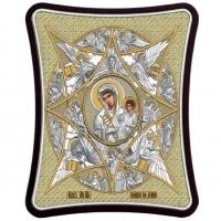 Ікона Божої Матері Неопалима Купина MA/E1481/1XG Prince Silvero