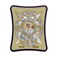 Икона Богоматери Неопалимая Купина MA/E1481/3XG Prince Silvero