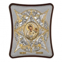Икона Богородицы Неопалимая Купина MA/E1481/2X Prince Silvero