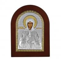 Ікона Святої Матрони MA/E1112-DX Prince Silvero