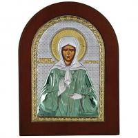 Ікона Святої Матрони MA/E1112-AX-C Prince Silvero