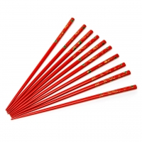Набор палочек для суши красные (5 по 2 шт) 05
