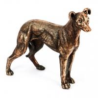 Статуэтка собака охотничья E396