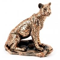 Статуетка леопарда E621
