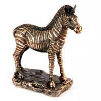Статуэтка зебра фигурка африканской лошади E624 Classic Art