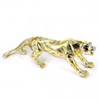Статуэтка леопарда готовящегося к прыжку EY430 Classic Art