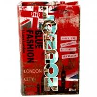 Шкатулка книга середня London KSH-PU1679M Decos