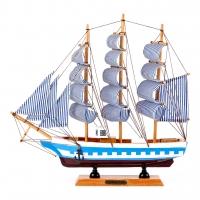 Модель корабля деревянная 34 см 3326 Two Captains