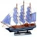 Модель корабля из дерева 34 см 3329G