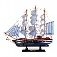 Модель корабля из дерева 34 см 3329G Two Captains