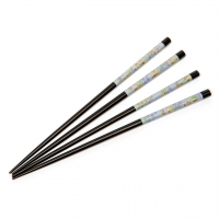 Набор для суши палочки черные 2 пары 34
