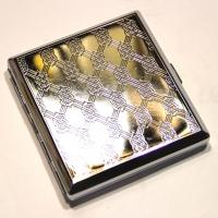 Портсигар из металла CY015-4-3 D. Smoker