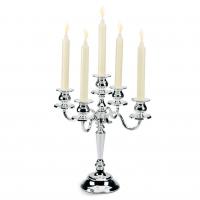 Підсвічник канделябр на 5 свічок Chinelli
