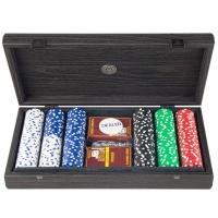 Набор для покера на 300 фишек в эксклюзивном футляре PXL20.300 Manopoulos