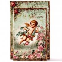 Набор книг шкатулок Ангел 2 шт KSH-PU130SN